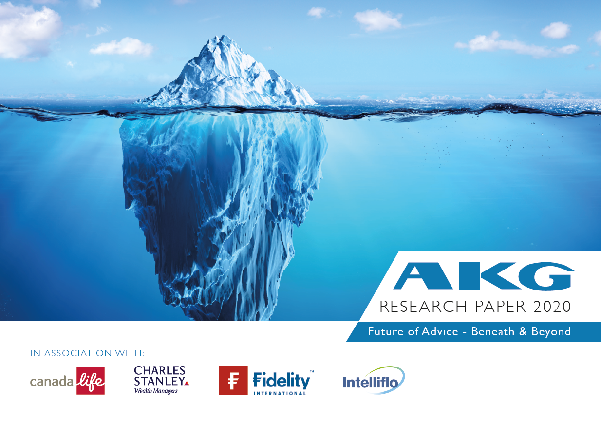 AKG's new Future of Advice paper Spotlight Image